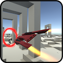 Geometry Fly Racer Simulator icon