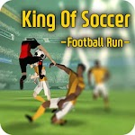 King Of Soccer : Football run Icon