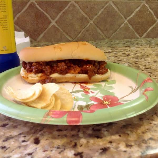 Super Delicious Sloppy Joes Recipe