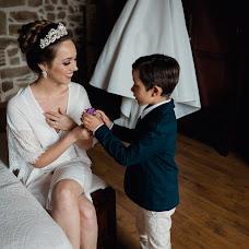 Wedding photographer Anna Svobodova (annasvobodova). Photo of 16.10.2018
