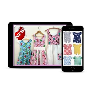 Dress Patterns For Girls - náhled