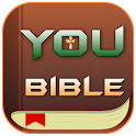 You Bible Audio Version. icon
