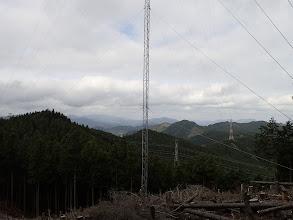 電波鉄塔からの眺め