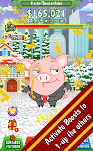 Capitalist Pigs ? Idle Clicker - náhled