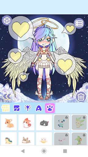 Magical Girl Dress Up: Pastel Monster Avatar 1.0.2 4