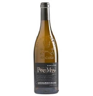 Vin blanc de Chateauneuf du Pape Domaine Patrice Magni blanc Tradition