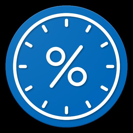 Percentage Clock