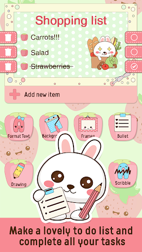 niki: cute notes app screenshot 1
