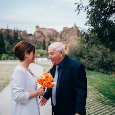 Wedding photographer Olya Papaskiri (SoulEmkha). Photo of 05.10.2017