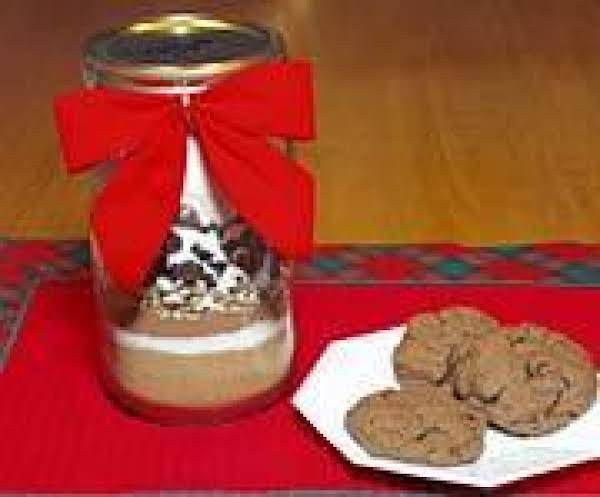 Chocolate Cookie Mix In A Jar Recipe