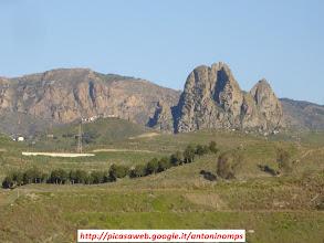 Photo: Pentidattilo, vista panoramica