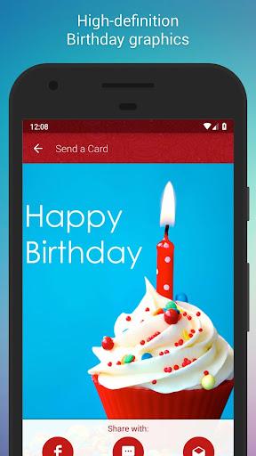 Free Birthday Cards screenshots 2