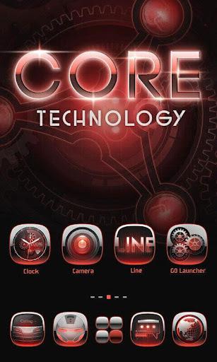 CoreTechnology GOLauncherTheme