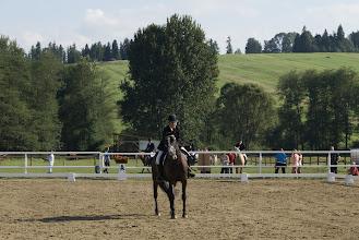 Photo: Zuzanna Latała na koniu DOBRAWA