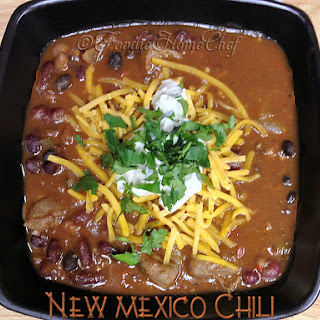 New Mexico Chili Recipe