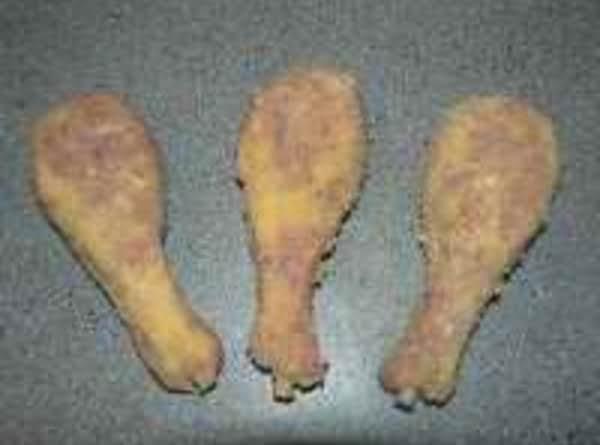 Grandma Florence Slagle's Mock Chicken Legs