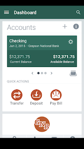 Grayson National Bank screenshot 0