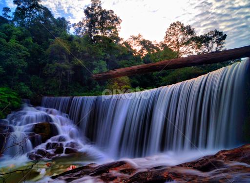 Waterfall Malaysia Perak Waterfall Ipoh Perak by Kenley