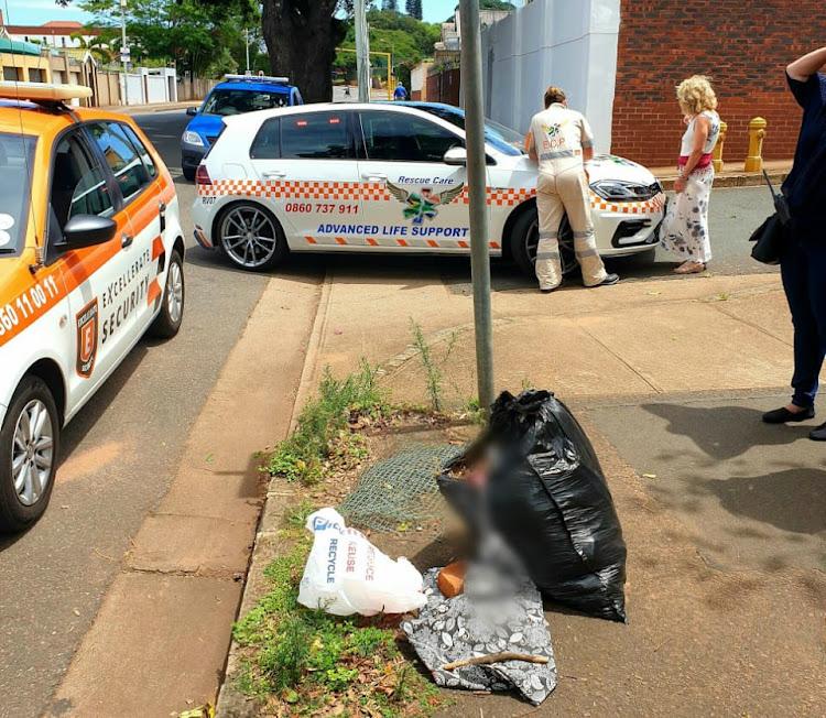 Foetus of baby boy dumped in Durban dustbin