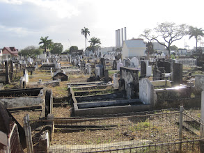 Photo: Lapeyrouse Cemetary, Port of Spain