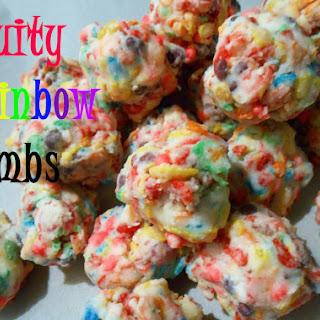 Fruity Rainbow Bombs.
