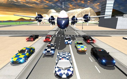 Extreme police GT car driving simulator 9