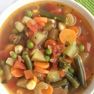 Chicken & Vegetable Soup Recipes