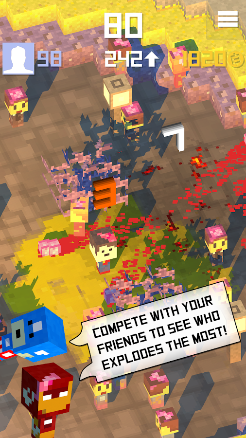 Dead Zombie Land- screenshot