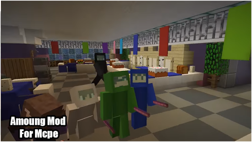 Download Mod Among Us Mod For Minecraft 2020 Android App Updated 2020