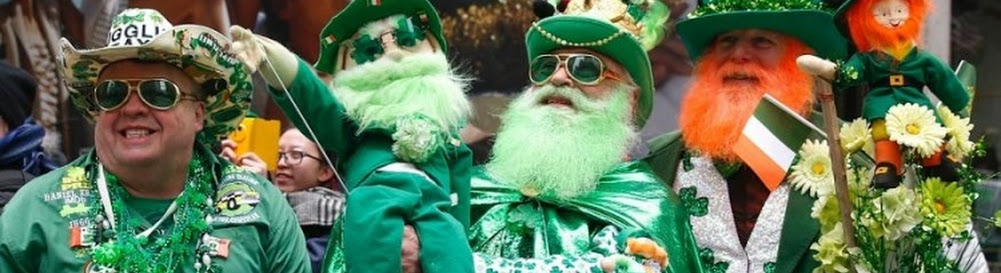 St Patrick's Day in South Africa 2018 - Parties, Pubs, Events & Activities