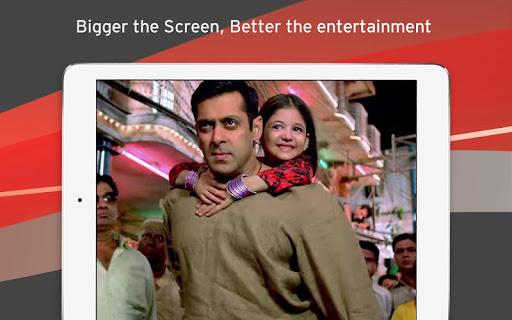 Vodafone Play Live TV Movies TV Shows News 1.0.45 screenshots 7