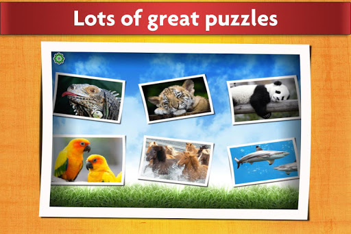 Animals Jigsaw Puzzles Game - For Kids & Adults 🐇 24.0 screenshots 2
