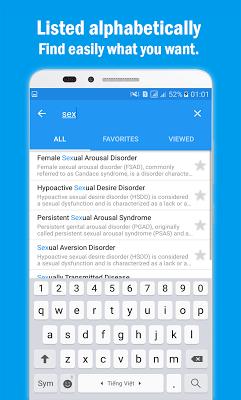 Medical Dictionary ✪ Diseases - screenshot
