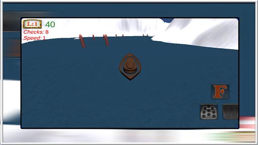 3D Racing Boat