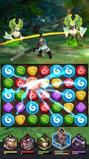 Hunters & Puzzles screenshot 7