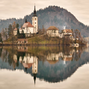 Island Bled by Igor Gruber - Buildings & Architecture Other Exteriors