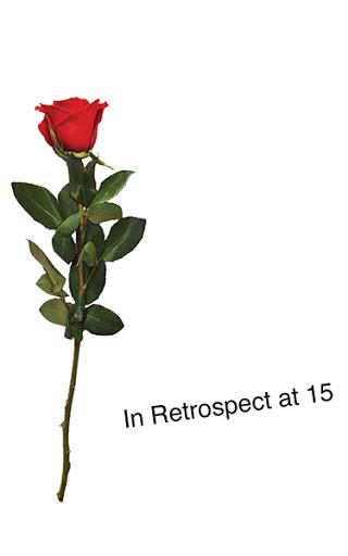 In Retrospect at 15 cover