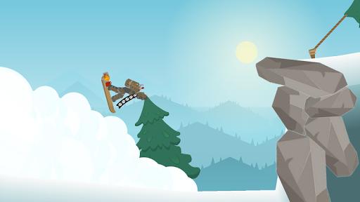 Stickman Snowboard 0.1 de.gamequotes.net 2