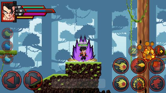 Saiyan Arena Online - Beta - náhled