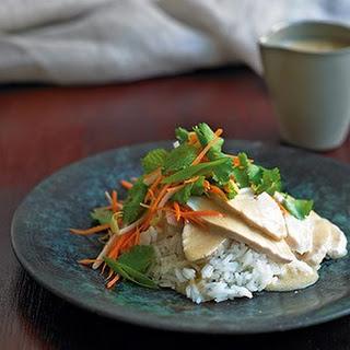 Coconut-Poached Chicken Recipe