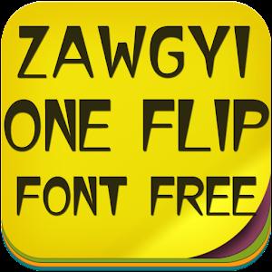 Zawgyi One Flipfont 1.1 APK