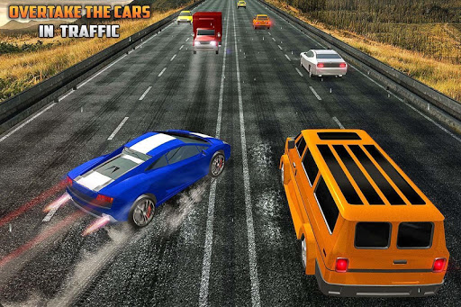 City Highway Traffic Racer - 3D Car Racing apktram screenshots 15