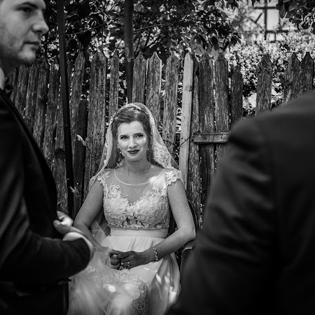 Wedding photographer Cosmin Oprisor (oprisor). Photo of 21.08.2017