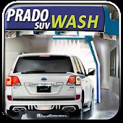 Modern Car Wash Service: Prado Wash Service 3D