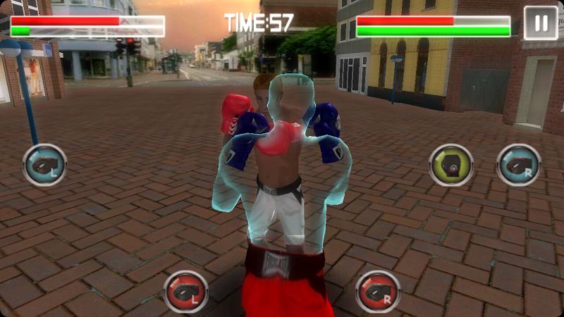 Скриншот Boxing Mania 2
