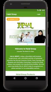 Halal Group - náhled