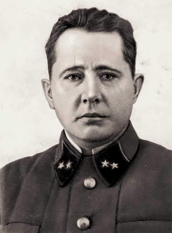 Сандалов Л.М. - нач-к штаба 20А