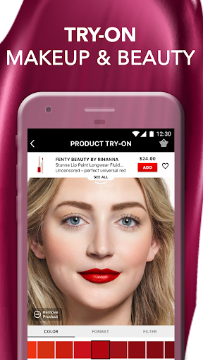 Sephora: Skin Care, Beauty Makeup & Fragrance Shop screenshot