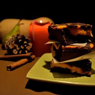 Pumpkin Spice Cheesecake – Brownie.