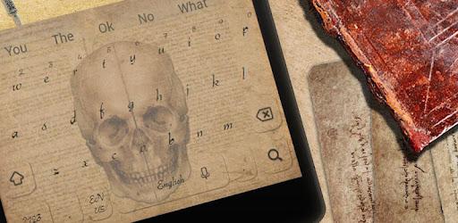 Приложения в Google Play – классическая Череп клавиатура